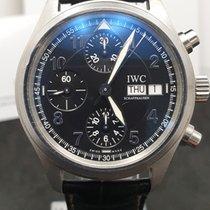 IWC Pilot Spitfire Chronograph IW370613 2006 rabljen