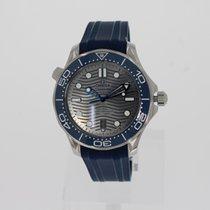 Omega Seamaster Diver 300 M nuevo 2020 Automático Reloj con estuche y documentos originales 210.32.42.20.06.001
