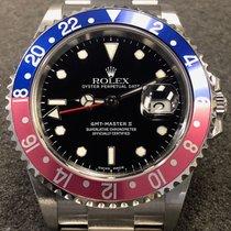 Rolex 16710 Staal 2009 GMT-Master II 40mm tweedehands