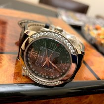 Blancpain White gold Automatic 34mm pre-owned Women