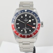 Tudor Black Bay GMT ny 41mm Stål