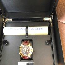Panerai Special Editions usado 47mm Ouro rosa