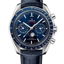Omega Speedmaster Professional Moonwatch Moonphase new Watch with original box and original papers 304.33.44.52.03.001