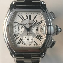 Cartier Chronographe 43mm Remontage automatique occasion Roadster