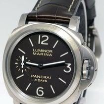 Panerai Luminor Marina 8 Days new 44mm Titanium