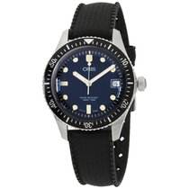 Oris Divers Sixty Five Steel 36mm Blue United States of America, New York, Brooklyn