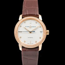 Ulysse Nardin Classico new Automatic Watch with original box and original papers 8106-116B-2/990