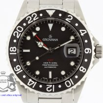 Grovana Steel 42mm Automatic 1572.21 new