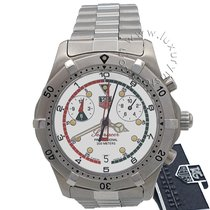 TAG Heuer 2000 Steel 37mm White