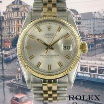 Rolex Datejust 1601 Mycket bra Guld/Stål 36mm Automatisk