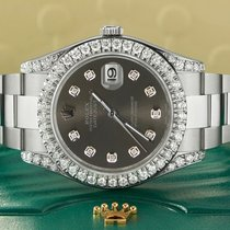 Rolex ESR5888504 Steel Datejust II 41mm pre-owned United States of America, New York, New York