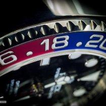 Rolex GMT-Master II White gold 40mm Black No numerals