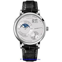 A. Lange & Söhne Grand Lange 1 Platinum 41mm Silver Roman numerals United States of America, California, Newport Beach
