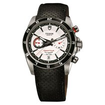 Tudor Steel Grantour Chrono Fly-Back 42mm pre-owned United States of America, New York, Greenvale