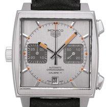 TAG Heuer Monaco Automatik Calibre 11 Automatik Chronograph...