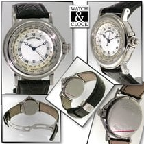 Breguet Marine Hora Mundi World Time Full set  3700