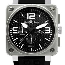 Bell & Ross BR 01-94 Chronographe Titanium 54.7mm United States of America, New York, Brooklyn