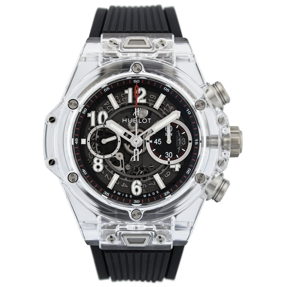 Hublot Big Bang Unico Magic Sapphire For 54 321 For Sale From A Trusted Seller On Chrono24