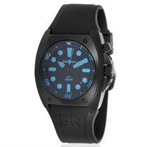 Bell & Ross Marine Blue BR02-20 Men's Watch