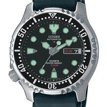 Citizen PROMASTER Divers Automatic 42mm Black +BONUS 50E