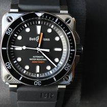 Bell & Ross BR0392-D-BL-ST/SRB Stahl 2019 BR 03-92 Steel 42mm neu Deutschland, Berlin