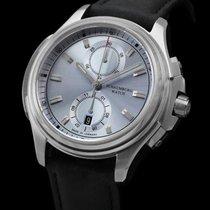 Schaumburg Steel 45mm Automatic Watch Urbanic Chronograph C3 new