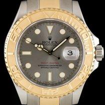 Rolex Yacht-Master Steel & Gold 16623