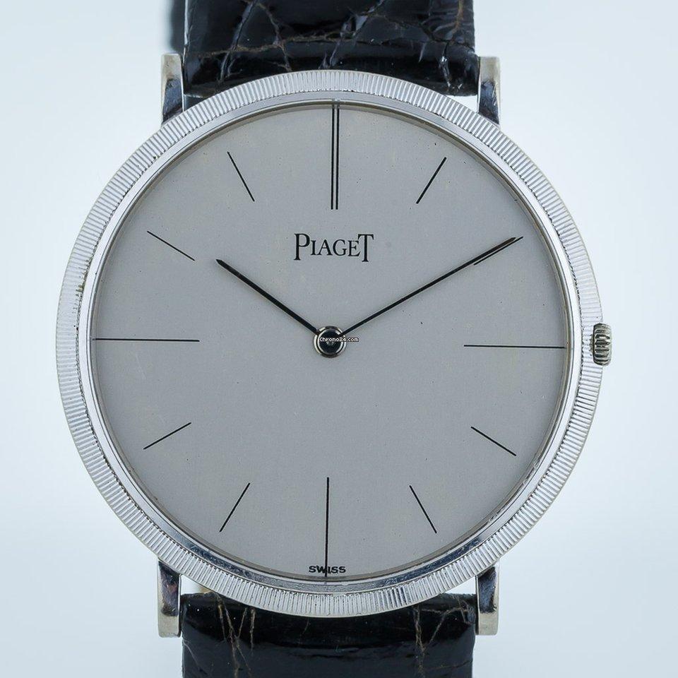233b05aa32d Relógios Piaget usados - Compare os preços de relógios Piaget usados