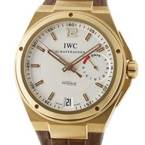 IWC Rose gold Automatic Silver 46mm new Big Ingenieur