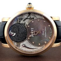 Bovet Dimier Récital Rose gold 41mm United States of America, New Jersey, Englewood