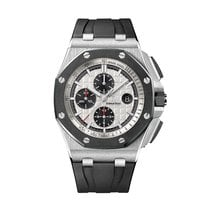 Audemars Piguet Royal Oak Offshore Chronograph Steel Silver...