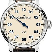 Meistersinger N° 02 AM6603N - MEISTERSINGER CLASSIC N02 UOMO marrone new