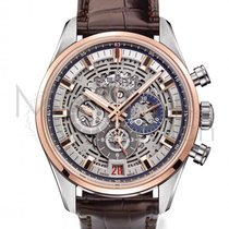 Zenith El Primero Chronomaster new Automatic Watch with original box and original papers 51.2081.400/78.C810