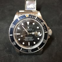 Rolex Submariner Date - 16800 - Vintage Matte Dial - Full Set...