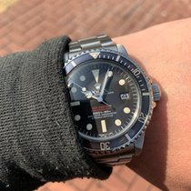 勞力士 Rolex 1665 鋼 Sea-Dweller (Submodel) 40mm