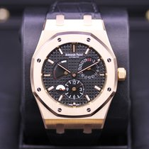 Audemars Piguet 26120OR.OO.D002CR.01 Rose gold Royal Oak Dual Time 39mm new United States of America, New York, New York