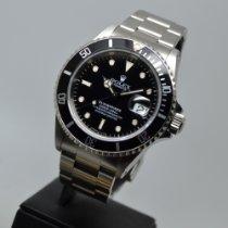 Rolex 16610 Ατσάλι Submariner Date 40mm