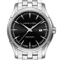 Hamilton Jazzmaster Viewmatic new Automatic Watch with original box and original papers H32715131