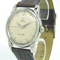 Omega Seamaster Staal 34mm Zilver