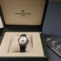 Frederique Constant Steel 39mm Manual winding FC910X3H6 pre-owned Canada, toronto
