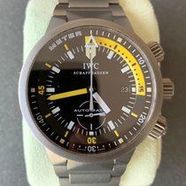IWC GST new 1996 Automatic Watch with original box and original papers IW3527