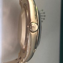 Rolex Pearlmaster Yellow gold 34mm White