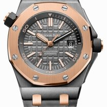 Audemars Piguet Royal Oak Offshore Diver 15709TR.OO.A005CR.01 2016 new