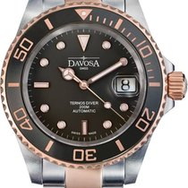 Davosa Steel 40mm Automatic 161.555.65 new