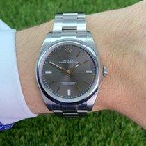 Rolex Oyster Perpetual 39 Stahl 39mm Grau Deutschland, Düsseldorf