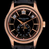 Patek Philippe Rose gold 40mm Automatic 5205R-010 pre-owned United States of America, New York, New York