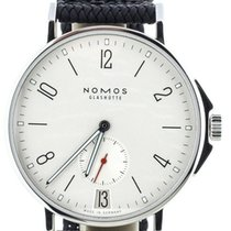 NOMOS Steel 40mm Automatic 550 pre-owned United States of America, Illinois, BUFFALO GROVE