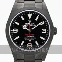 Rolex Explorer 39mm Black