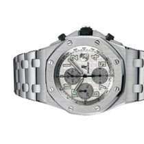 Audemars Piguet Royal Oak Offshore Chronograph 25721TI.OO.1000TI.05.A 2006 pre-owned
