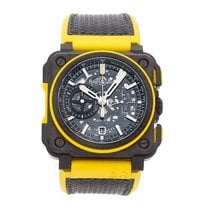 Bell & Ross BR-X1 Carbono 45mm Sin cifras
